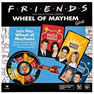Friends TV Show, Wheel of Mayhem Game NIB